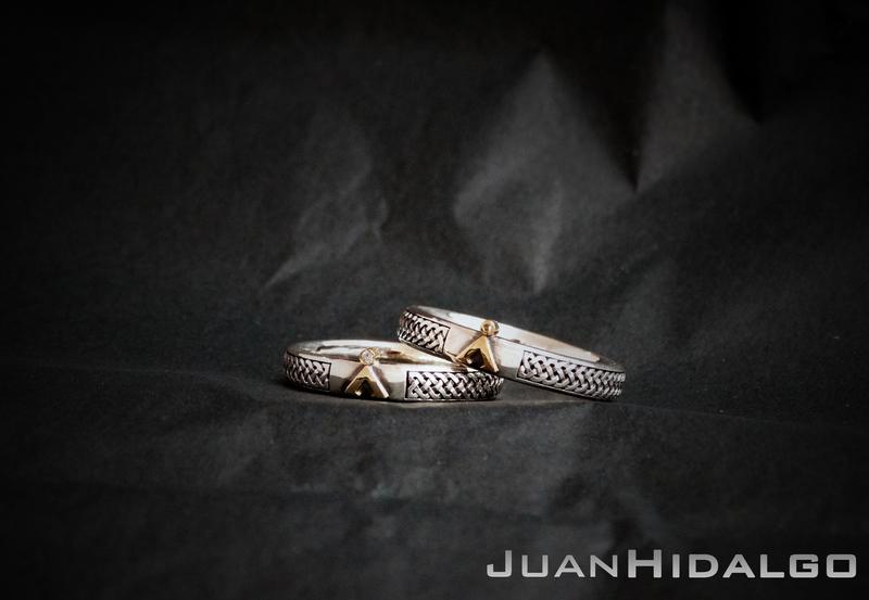 alianzas stargate - R2d2 Wedding Ring