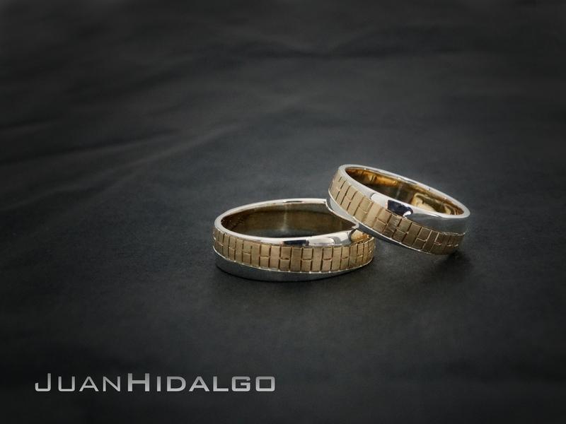 alianzas camino de baldosas - R2d2 Wedding Ring