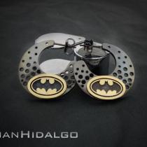 Pendientes Batman