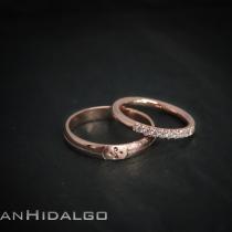 Alianzas oro Rosa y Lauburu
